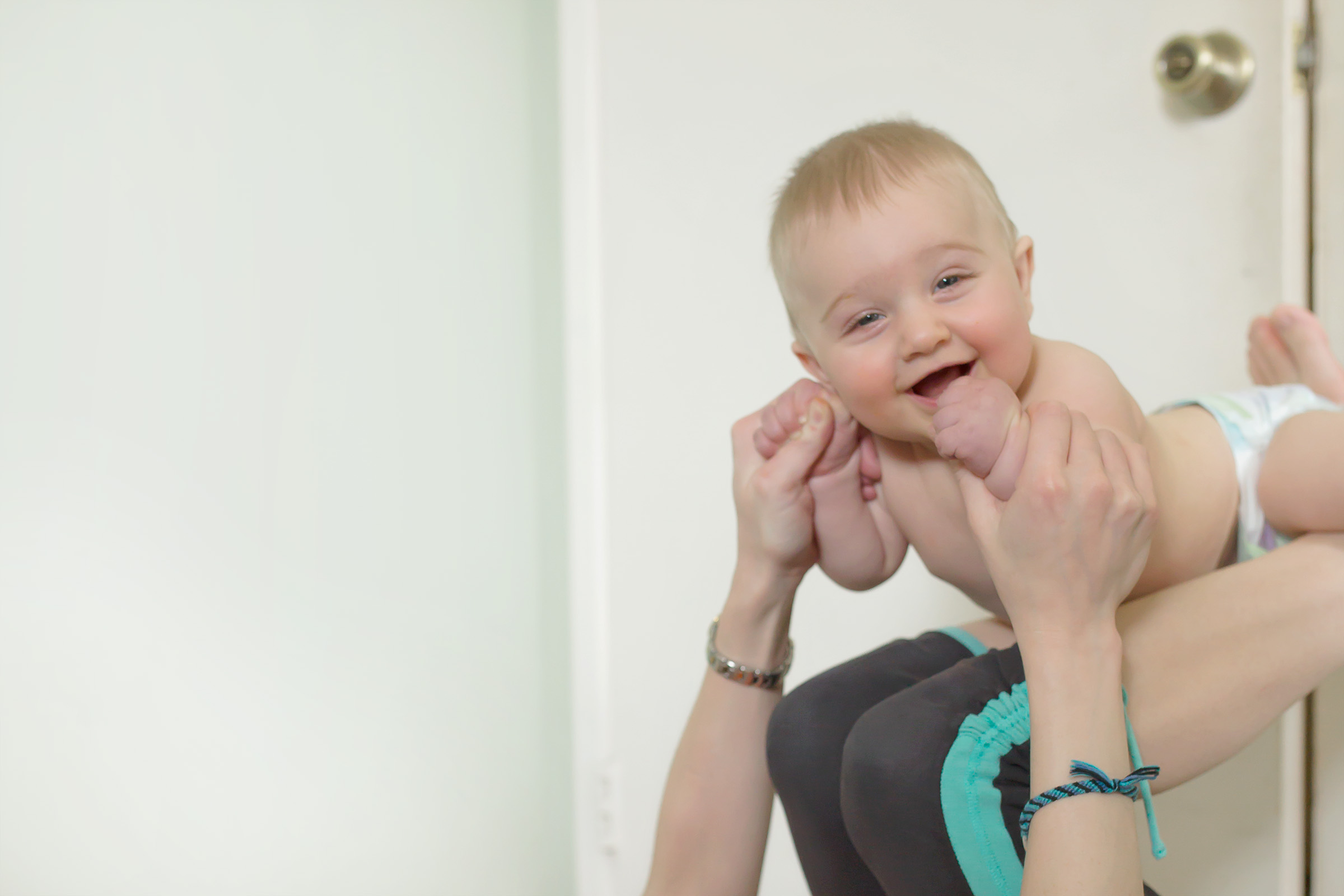 Babies = Fitness Motivation